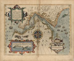 Ortelius Magallanes